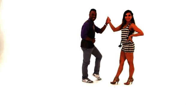 O. How to Fuse Guajira Moves into Bachata Dance Promo Image