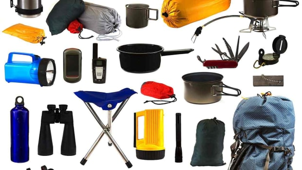 F. Basic Camping Supplies, Part 1 Promo Image