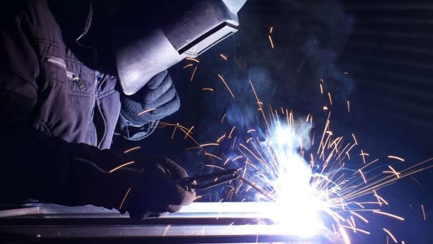 A. How to Arc Weld Promo Image
