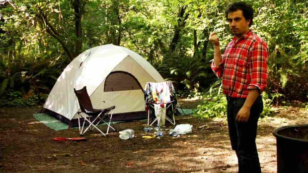 ZF. How to Set Up a Campsite Promo Image