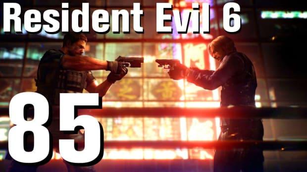 ZZZG. Resident Evil 6 Walkthrough Part 85 - Chapter 13 Promo Image