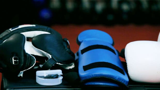 ZK. 5 Essential Kickboxing Sparring Equipment Pieces Promo Image