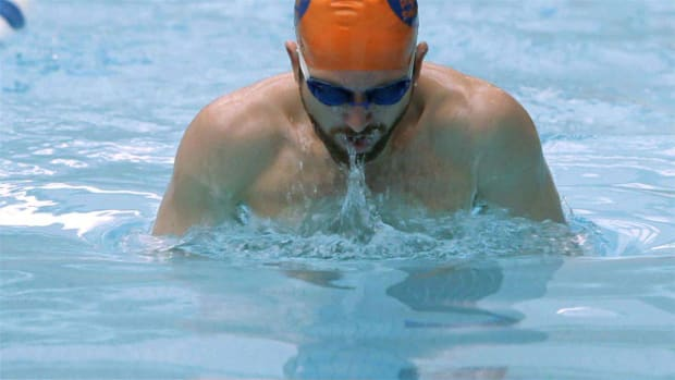 P. How to Breathe during the Breaststroke Promo Image