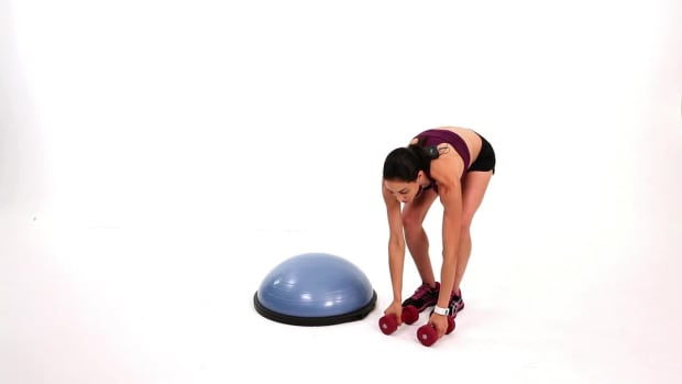 ZR. How to Do Shoulder Strengthening Exercises on Bosu Ball Promo Image