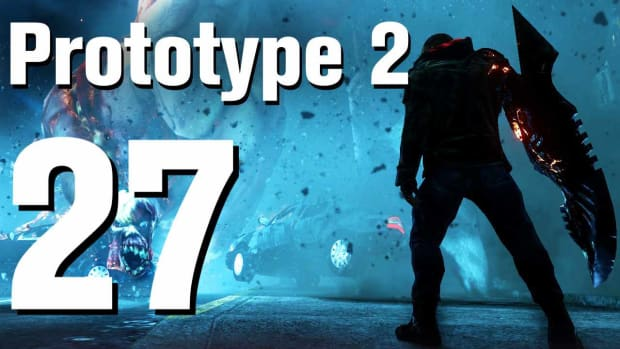 ZA. Prototype 2 Walkthrough Part 27 - Fall From Grace 1 of 2 Promo Image