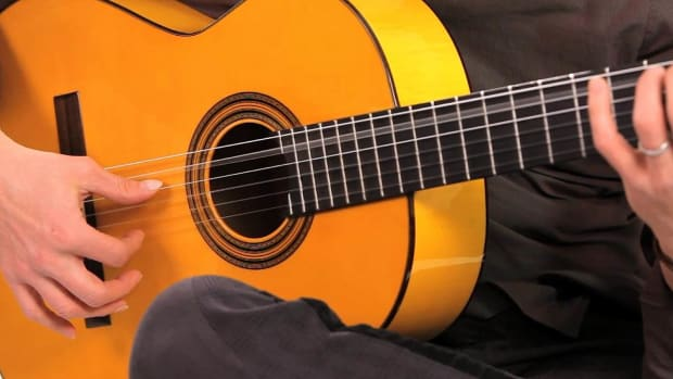 H. Flamenco Guitar Techniques: Thumb-Index-Thumb Promo Image