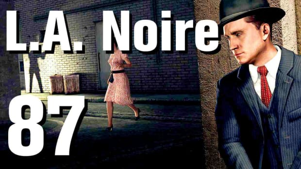 "ZZZI. L.A. Noire Walkthrough Part 87: ""Manifest Destiny"" (3 of 10) Promo Image"