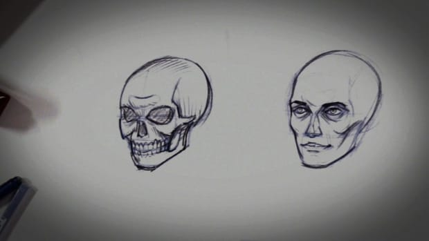 F. How to Draw a Face Promo Image