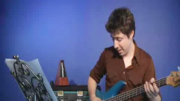 S. How to Have Proper Slap Bass Thumb Technique Promo Image