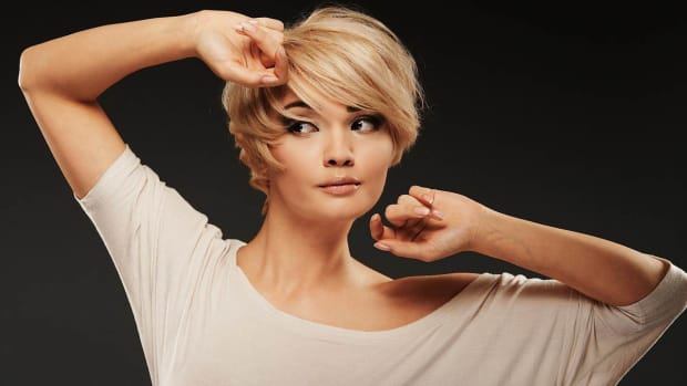 I. Best Short Haircuts for an Oval Face Promo Image