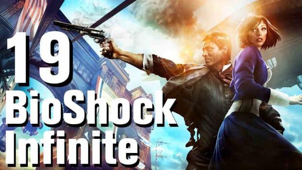 S. BioShock Infinite Walkthrough Part 25 Promo Image