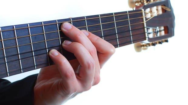 C. Fingerstyle Guitar Basics Promo Image