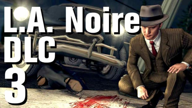 "C. L.A. Noire Walkthrough: ""The Naked City"" (3 of 11) Promo Image"