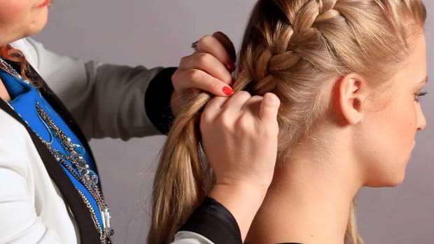 A. How to Make a French Braid Promo Image
