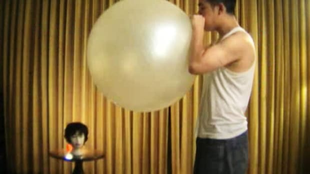L. How to Use an Exercise Ball Promo Image