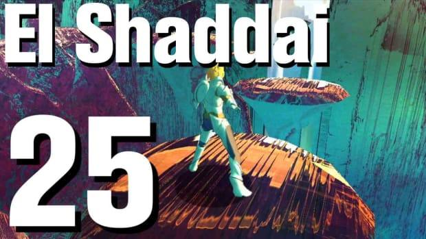 Y. El Shaddai Walkthrough Part 25: Azazel's Zeal (1 of 3) Promo Image