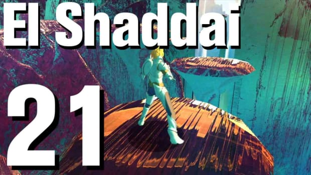 U. El Shaddai Walkthrough Part 21: The Tragedy of Baraqel (1 of 4) Promo Image