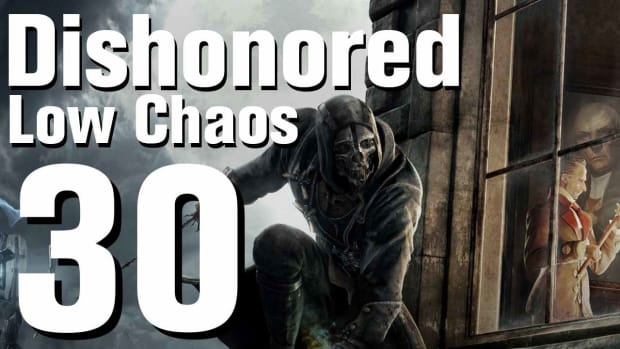 ZD. Dishonored Low Chaos Walkthrough Part 30 - Chapter 4 Promo Image