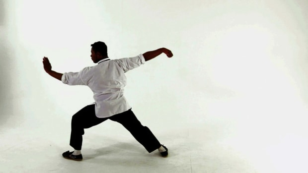 ZZF. 3 Compulsory Combinations in Shaolin Kung Fu Promo Image