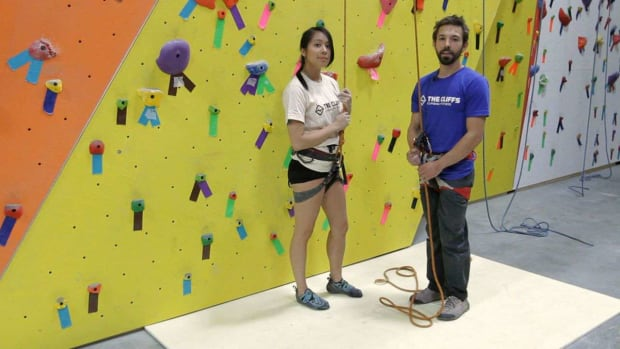J. How to Use Commands before Top-Rope Climbing Promo Image