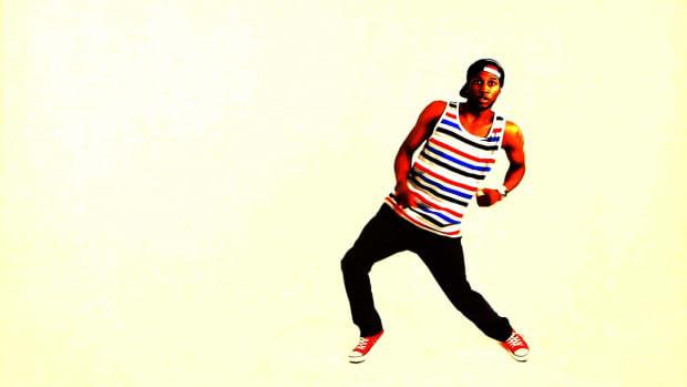 ZF. How to Do a Hip-Hop Boogaloo Kick Promo Image