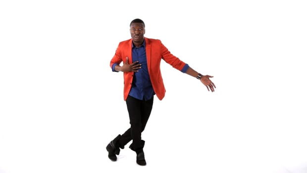 ZM. How to Dance like Ne-Yo Promo Image