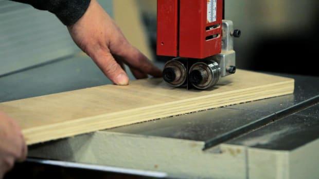 J. Basic Woodworking Machinery Promo Image