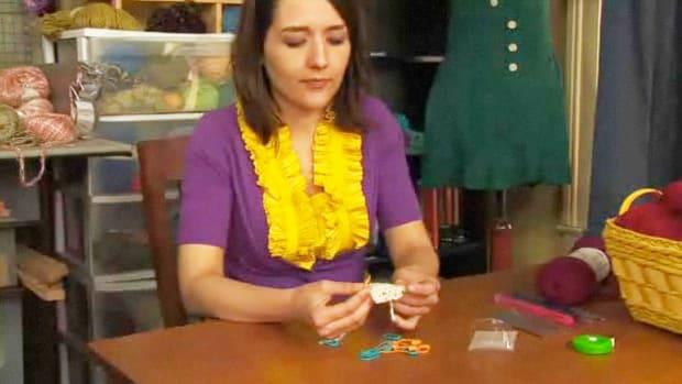 C. How to Buy Crochet Supplies Promo Image