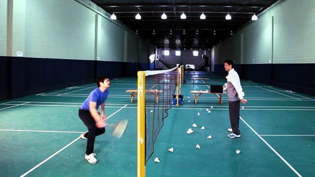 ZD. How to Do Badminton Training Drills Promo Image