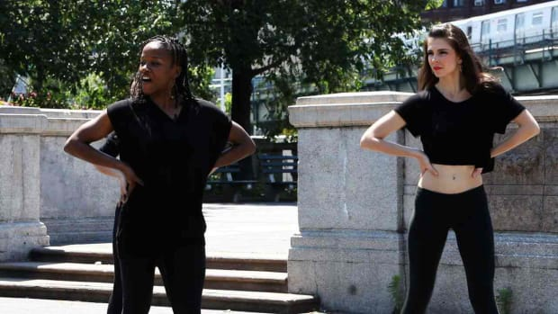 Q. How to Dance like Beyonce in Single Ladies, Part 2 Promo Image