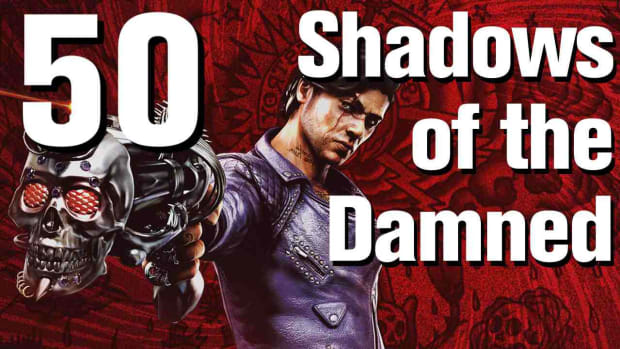 ZX. Shadows of the Damned Walkthrough: Act 5-3 The Castle of Hassle (3 of 3) Promo Image
