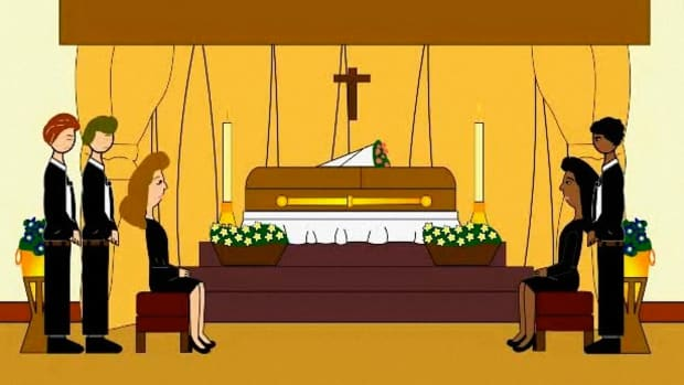L. How to Follow Proper Funeral Etiquette Promo Image