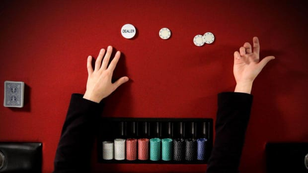 H. Poker Blinds Promo Image