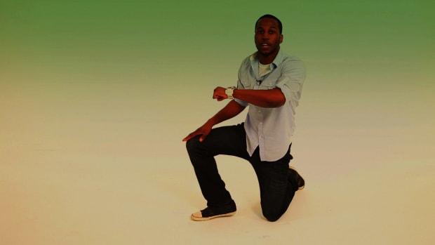 B. How to Do a Hip-Hop Knee Spin Promo Image