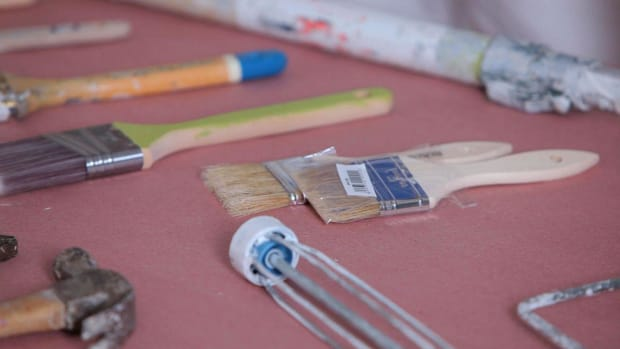 L. Tools Needed for House Painting Promo Image