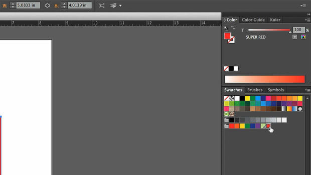 Y. How to Create a Spot Color with Adobe Illustrator Promo Image