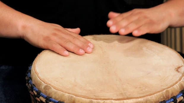F. How to Play Slaps on Djembe Promo Image