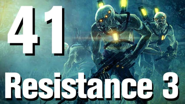 ZO. Resistance 3 Walkthrough Part 41: Sabotage Promo Image