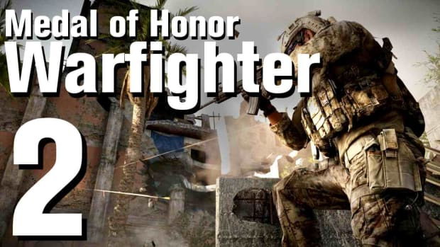 B. Medal of Honor: Warfighter Walkthrough Part 2 - Chapter 2: Argyrus Promo Image
