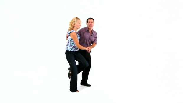 V. How to Do the Lindy Hop Tandem Charleston in Swing Dance Promo Image