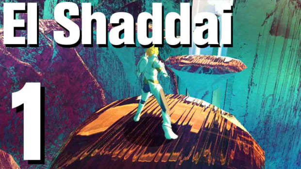 A. El Shaddai Walkthrough Part 1: The Journey Begins Promo Image