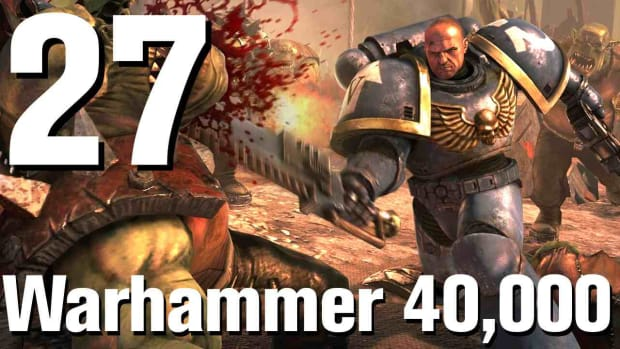 Z. Warhammer 40K Space Marine Walkthrough Part 27: House of Secrets Promo Image