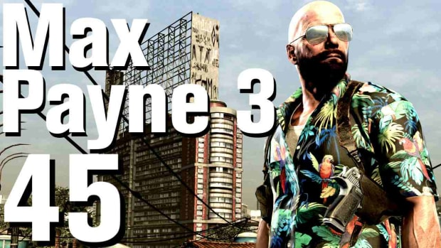 ZS. Max Payne 3 Walkthrough Part 45 - Chapter 13 Promo Image