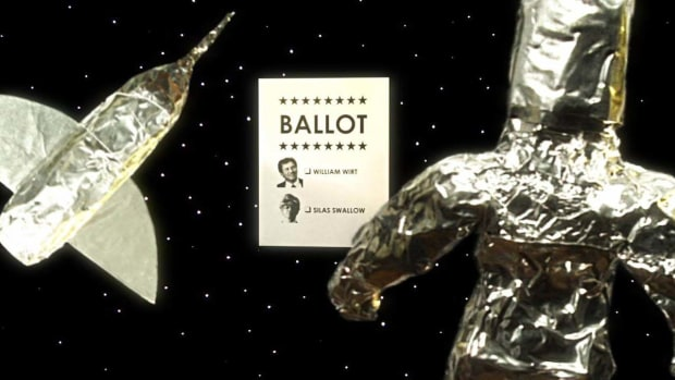 K. How to Submit an Absentee Ballot Promo Image