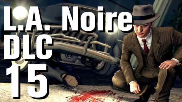 "O. L.A. Noire Walkthrough: ""Nicholson Electroplating"" (4 of 5) Promo Image"