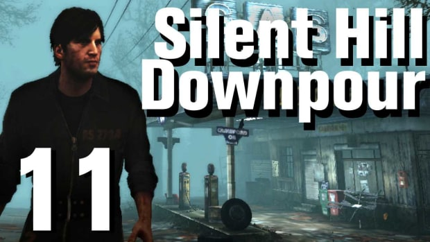 K. Silent Hill Downpour Walkthrough Part 11 - Cave of Tears Promo Image