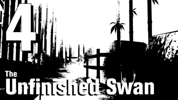 D. The Unfinished Swan Walkthrough Part 4 - Chapter 1 Promo Image