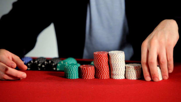 U. How to Stack Poker Chips Promo Image