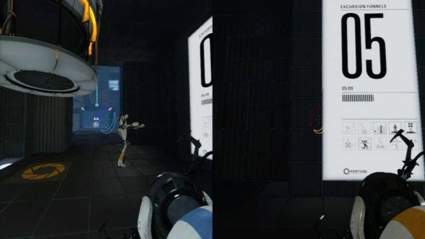 ZZZI. Portal 2 Co-op Walkthrough / Course 4 - Part 5 - Room 05/09 Promo Image