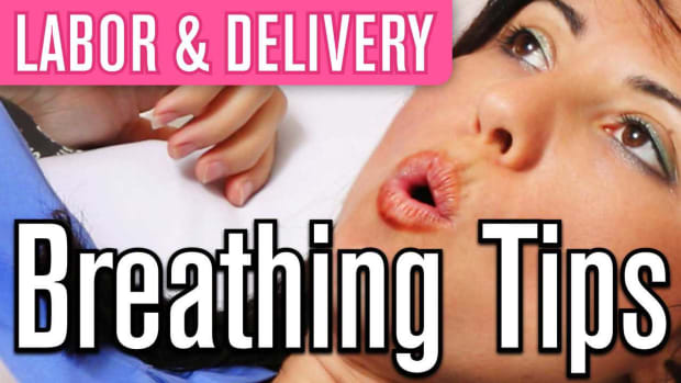 ZB. How to Breathe during Labor Promo Image